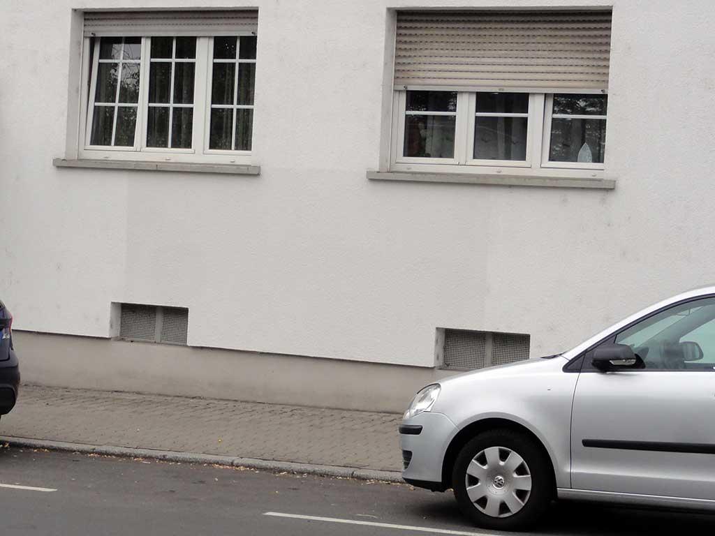 Graffitientfernung in Frankfurt