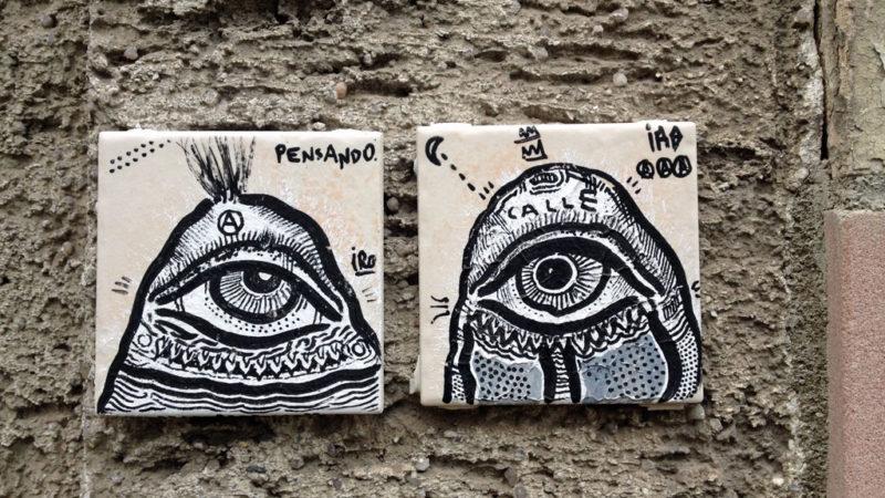 frankfurt streetart kachel iro 2