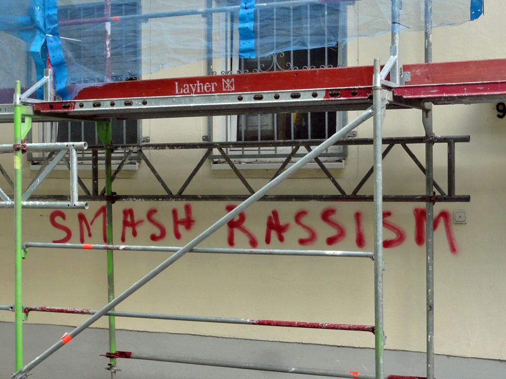Smash Rassism