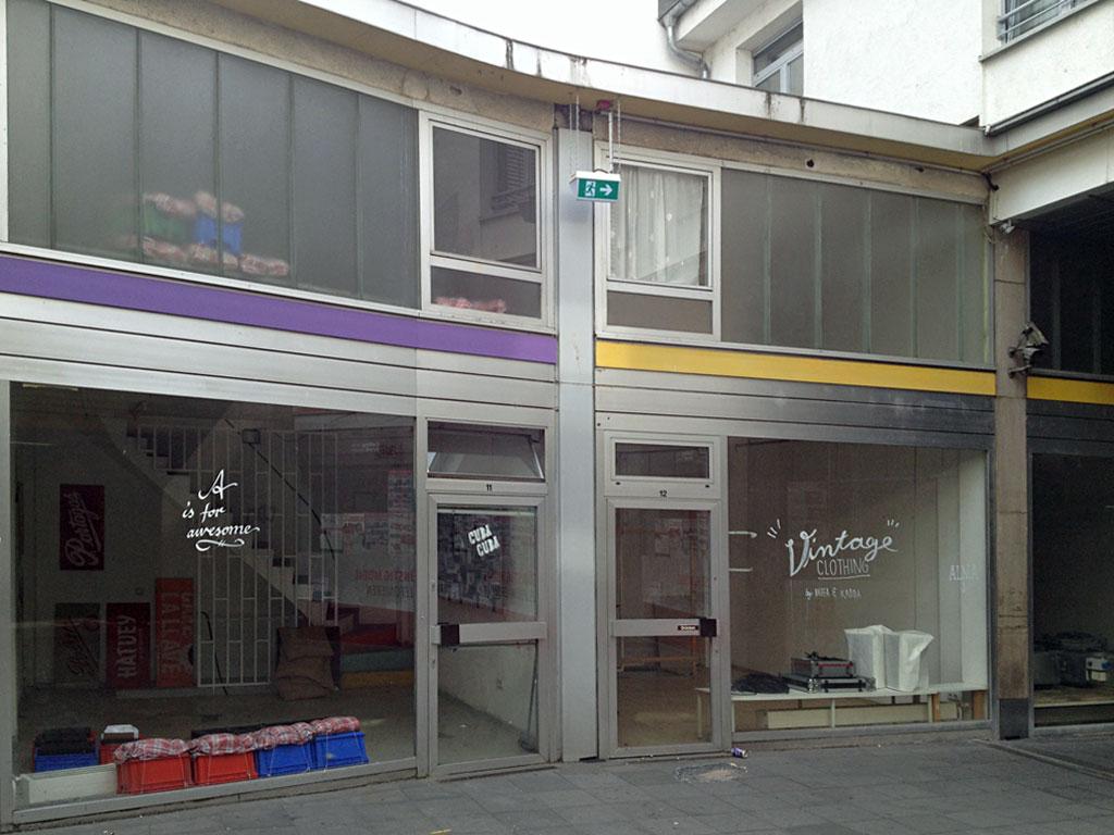 Die Kaiserpassage im Bahnhofsviertel
