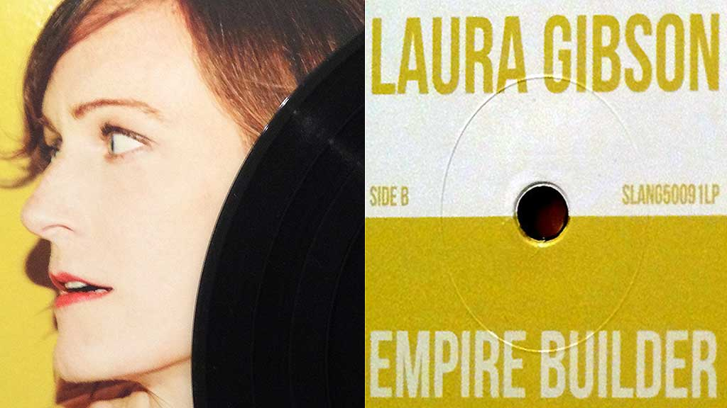 "Laura Gibson - Schallplatte ""Empire Builder"""