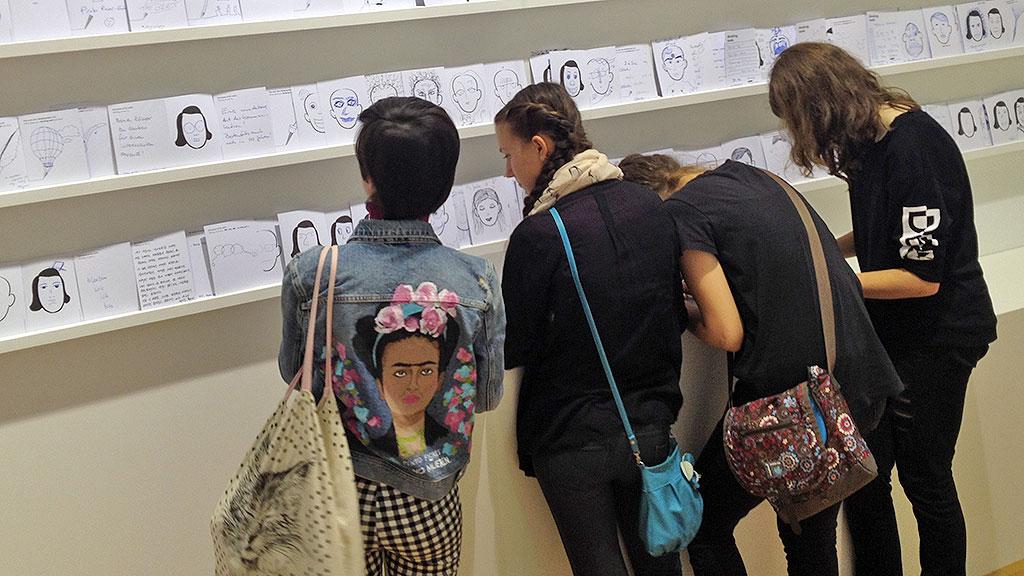 Thinking Tools im Museum Angewandte Kunst zum Mitmachen