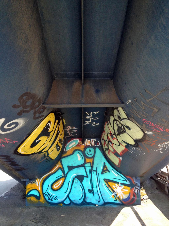 Streetart und Graffiti in Offenbach