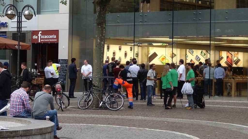 Iphone Store Frankfurt