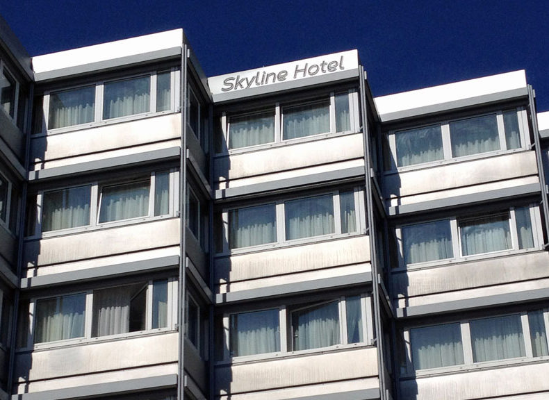 Skyline Hotel in Frankfurt