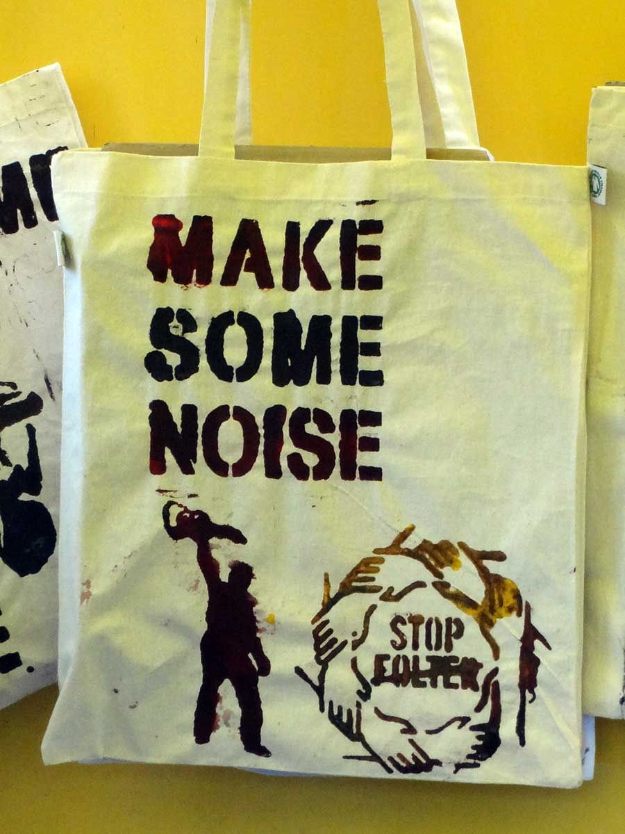 MAKE SOME NOISE - STOP FOLTER