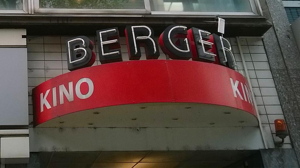 Berger Kino in Frankfurt auf der Berger Straße