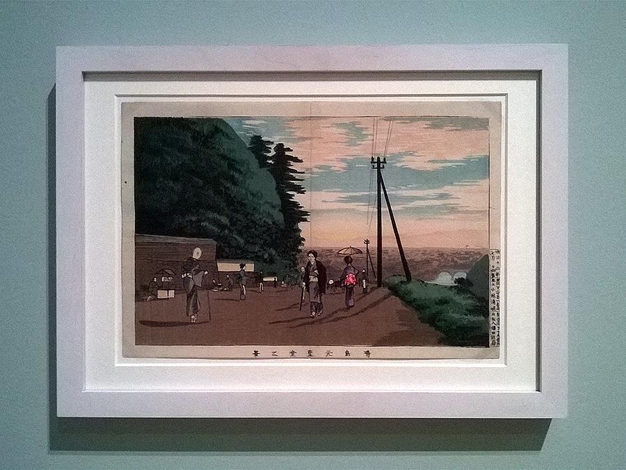 MAK Frankfurt: Yokohama 1868 - 1912. Als die Bilder leuchten lernten