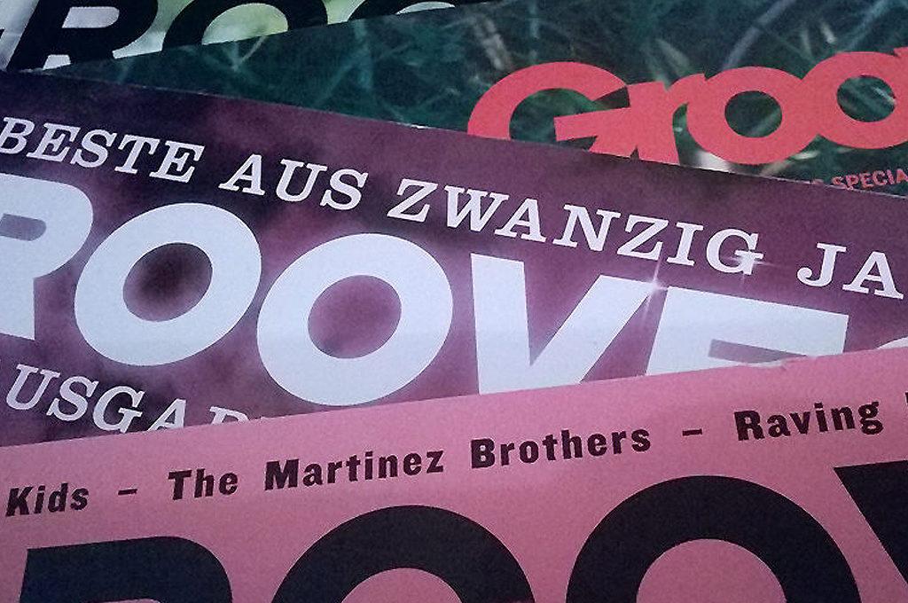 Groove-Magazine