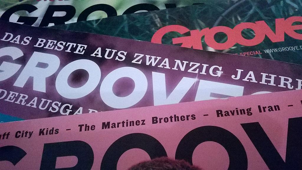 GROOVE Magazine