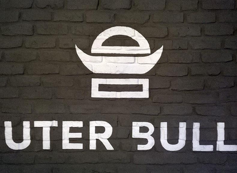 Burger Restaurant GUTER BULLE in der Berger Straße in Frankfurt Bornheim
