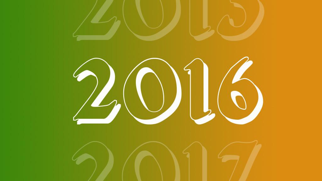 Pop Musik - Meine Top 10 für 2016