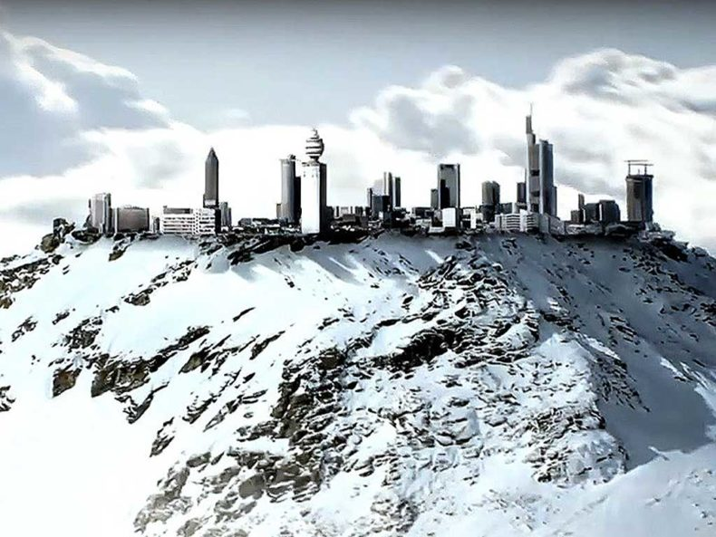 Terra X: So war Frankfurt vor 250 Mio. Jahren