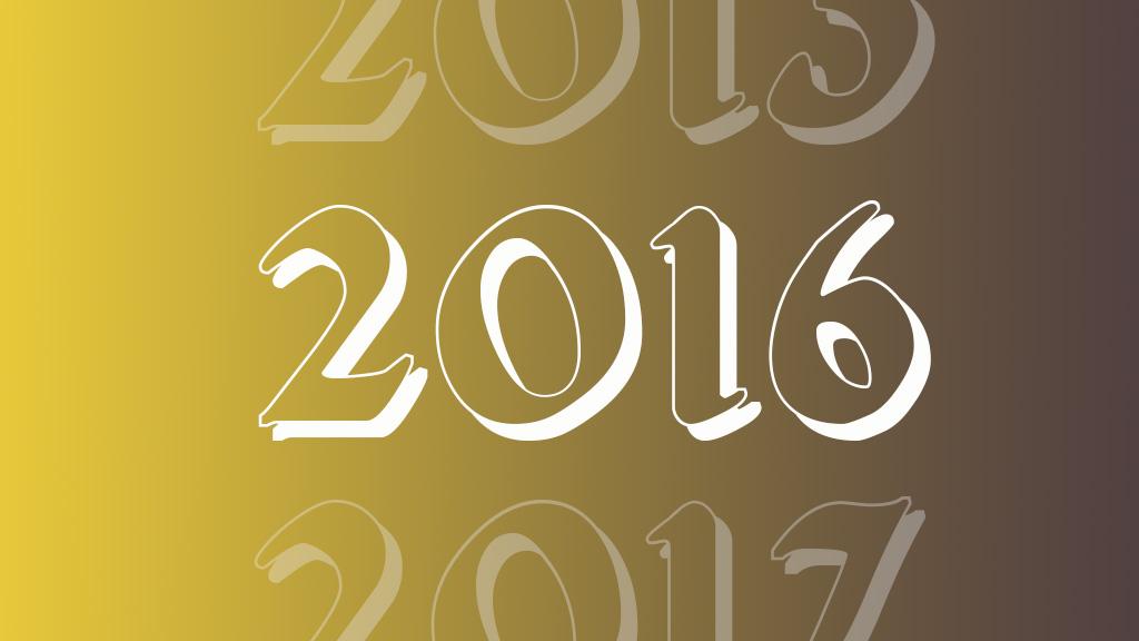 40 Best of-Listen für 2016