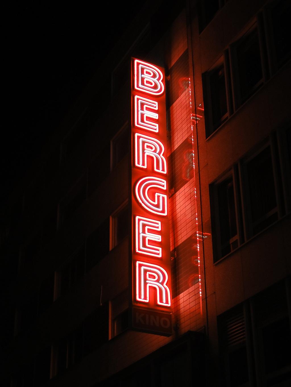 BERGER KINO in Frankfurt
