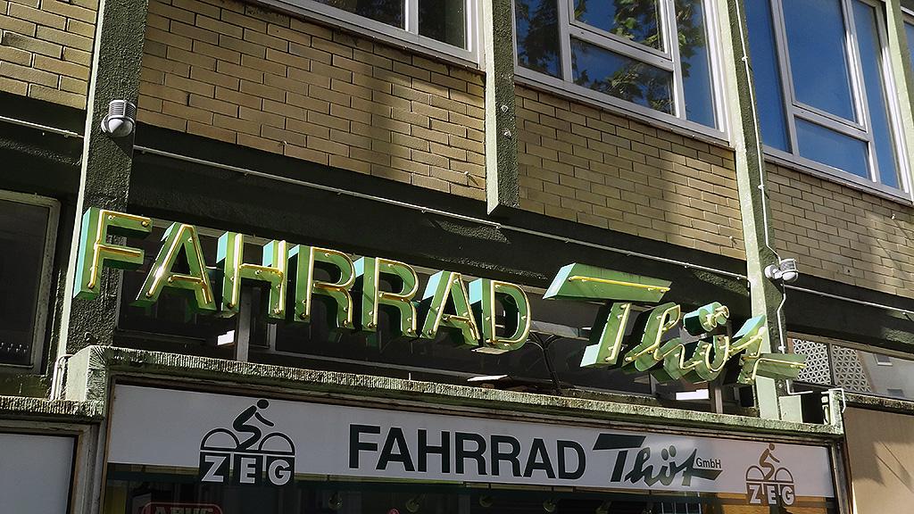 FAHRRAD THÖT in Frankfurt