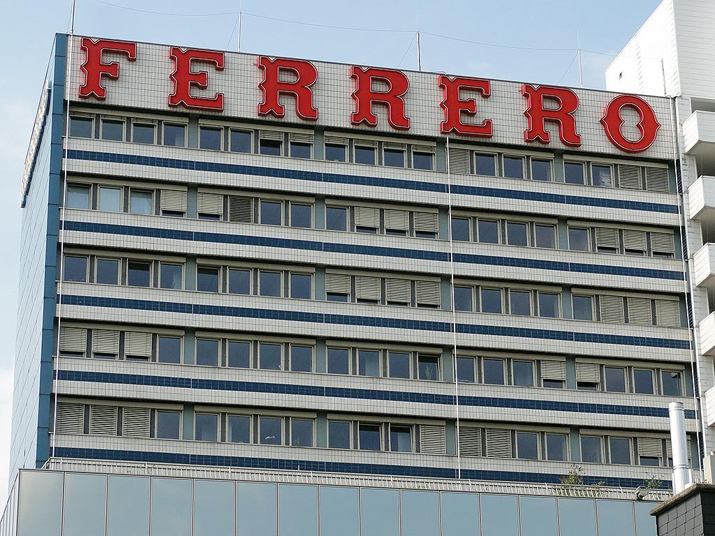 FERRERO in Frankfurt