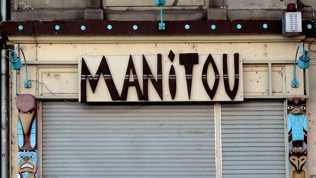 MANITOU in Frankfurt