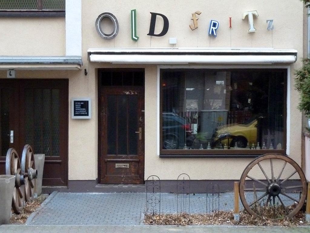 OLD FRITZ in Frankfurt