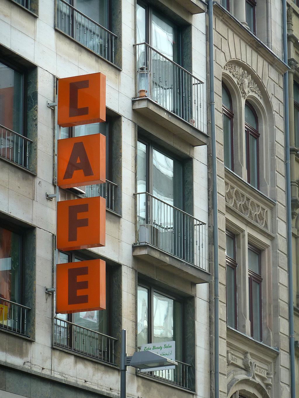 Lichtcenter Frankfurt typografie schilder logos in frankfurt 5 stadtkind