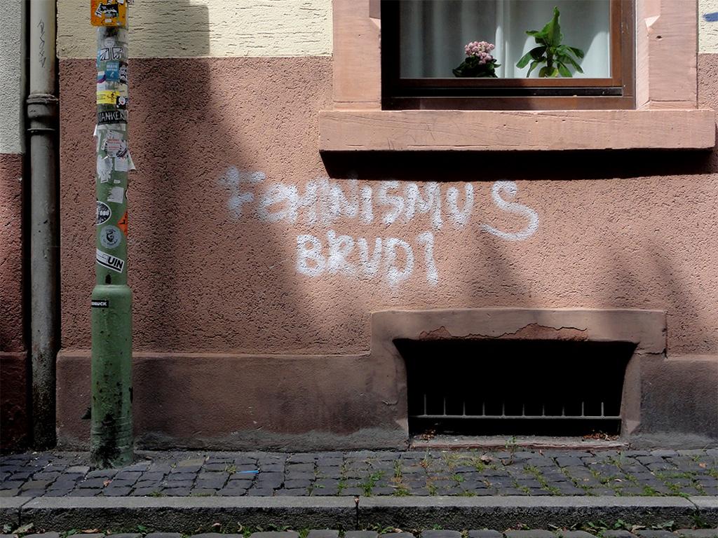 Feminismus, Brudi!