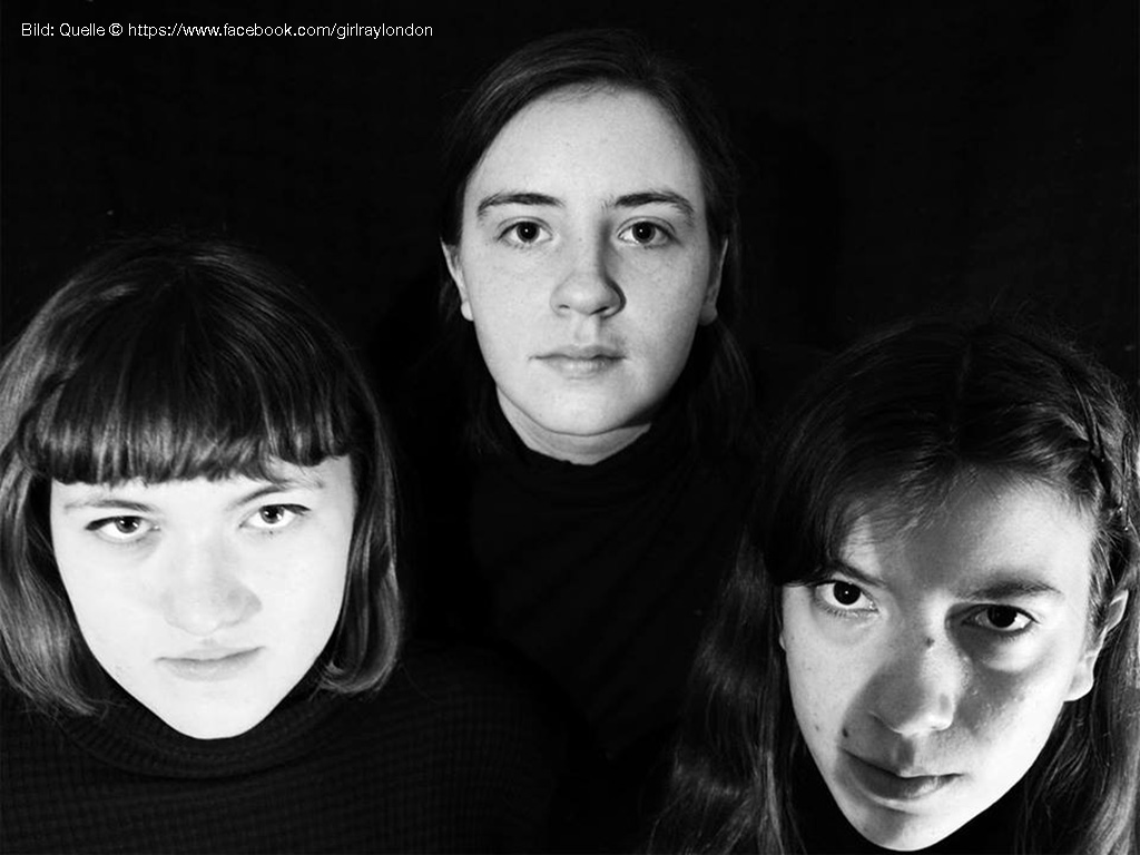 Lonons Indie-Pop Trio Girl Ray
