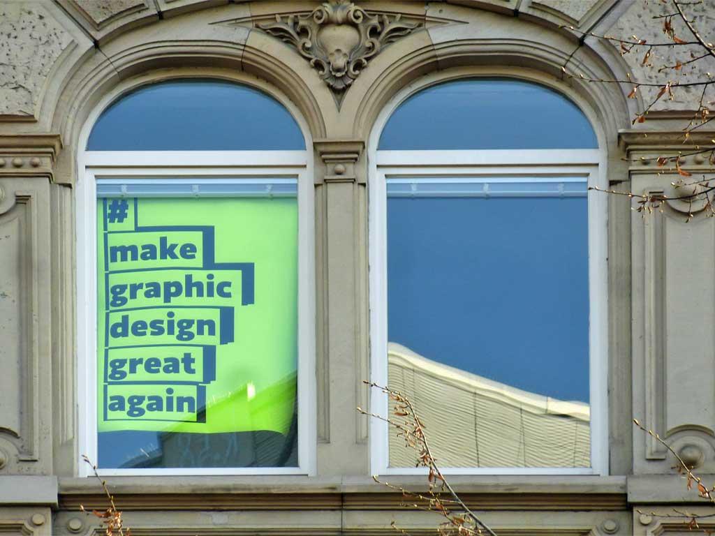 Make Graphic Design Great Again