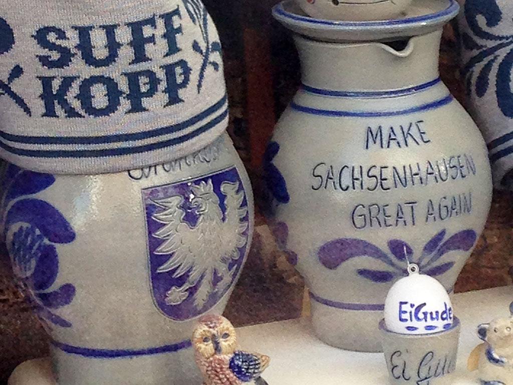 Make Sachsenhausen Great Again
