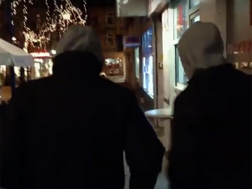 """Screenshot aus dem Video """"Offenbach"""" von Ree G"""