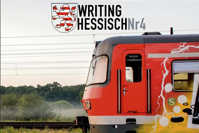 Graffiti-Magazin Writing Hessisch 4