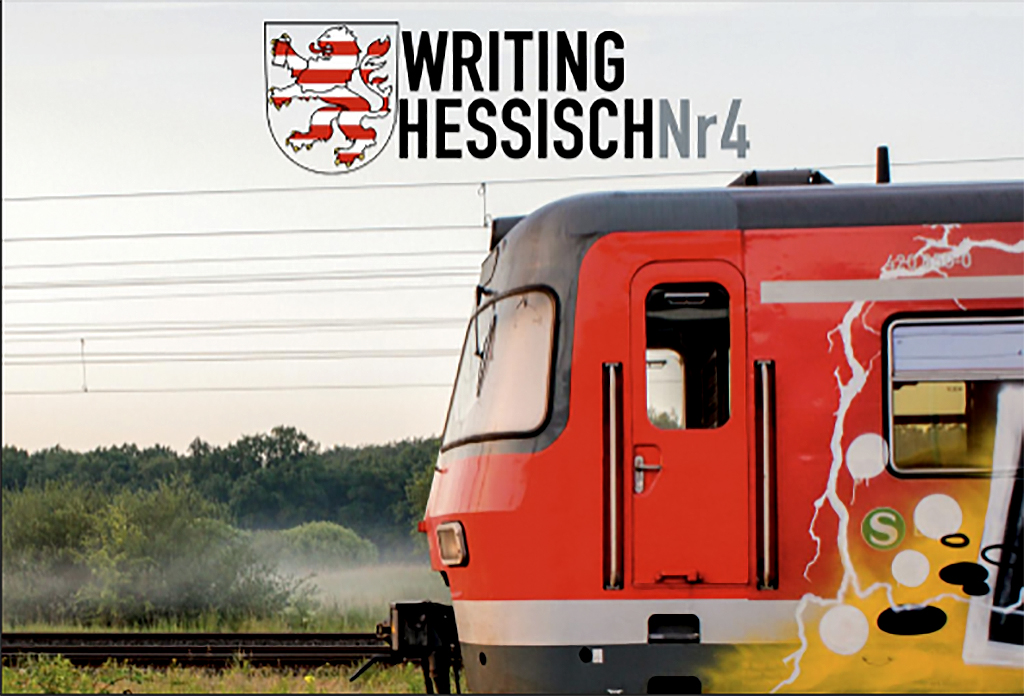 Graffiti-Magazin Writing Hessisch 4