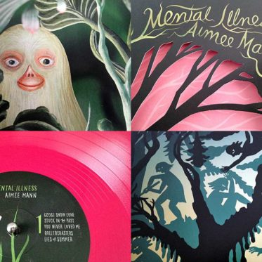 Aimme Mann - Mental Illness - Pink Picture Disc-Record