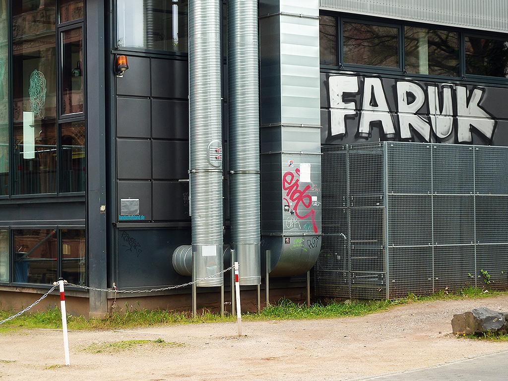 Graffiti in Offenbach - FARUK
