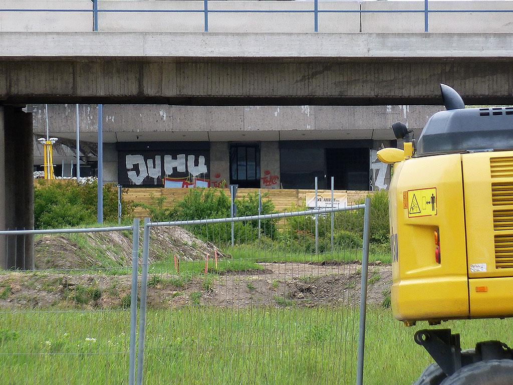 JUHU-Roll-Up-Graffiti in Offenbach