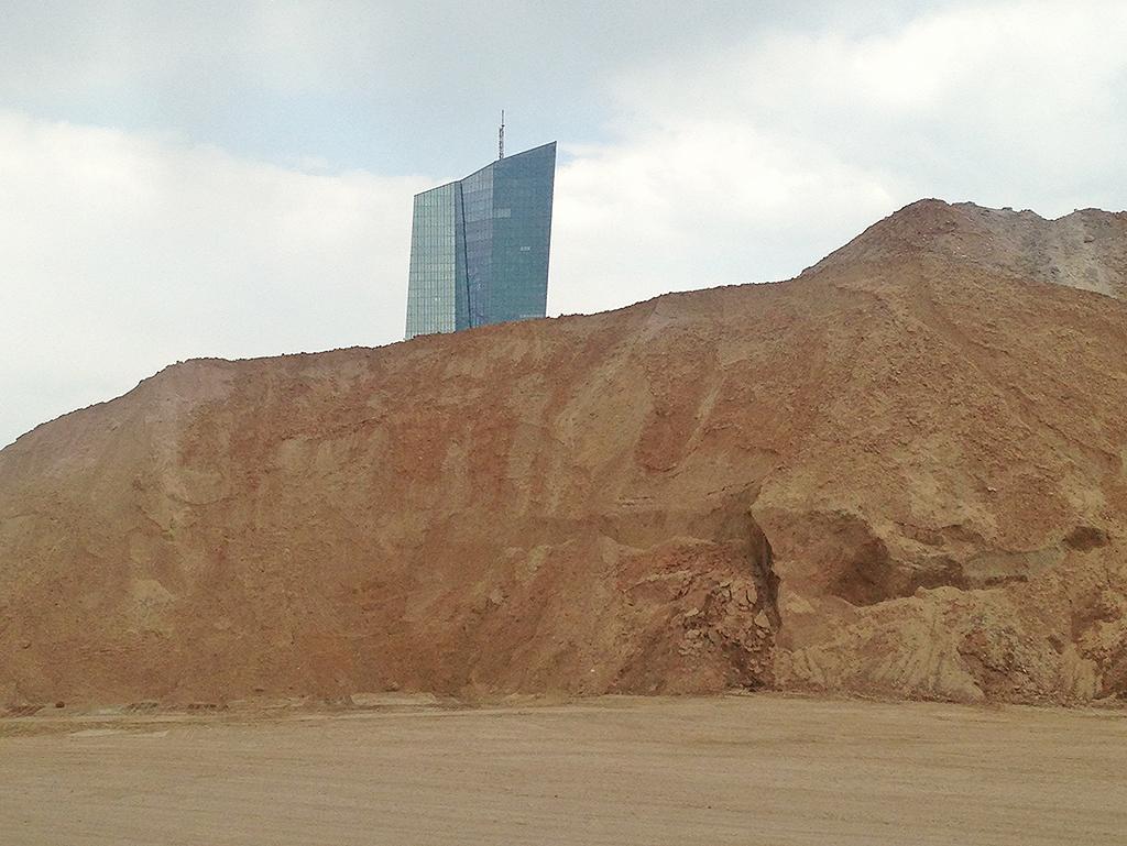 Sandbank EZB