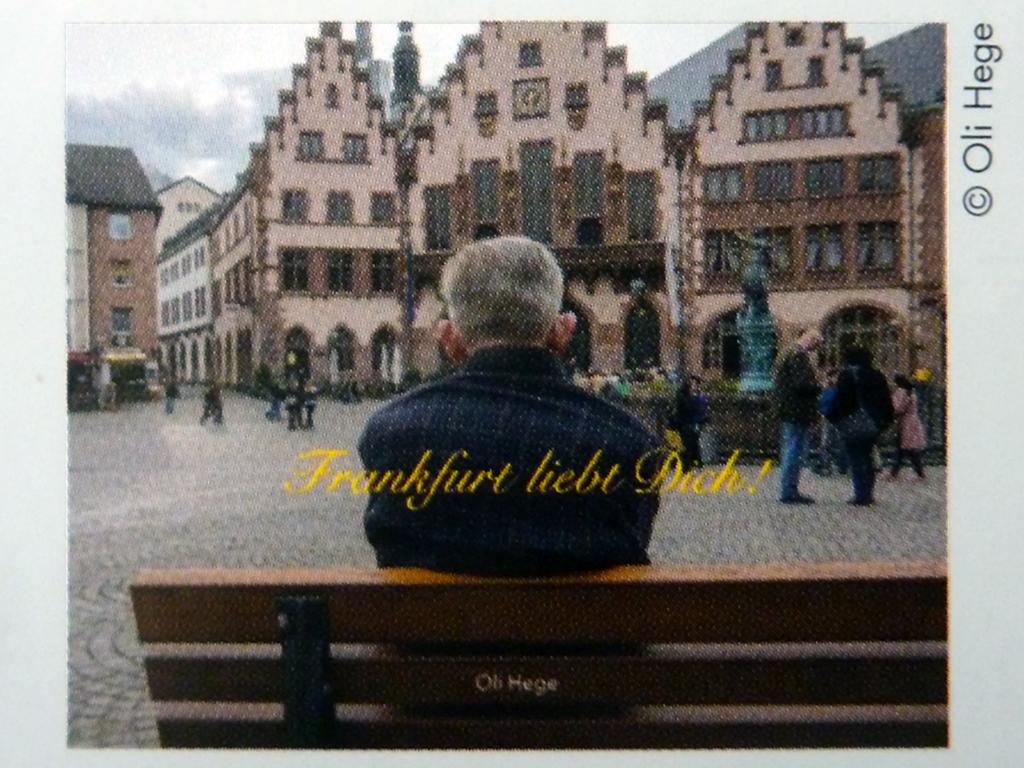 Frankfurt liebt dich