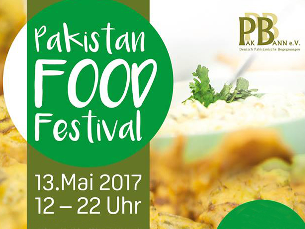 Pakistan Food Festival in Frankfurt