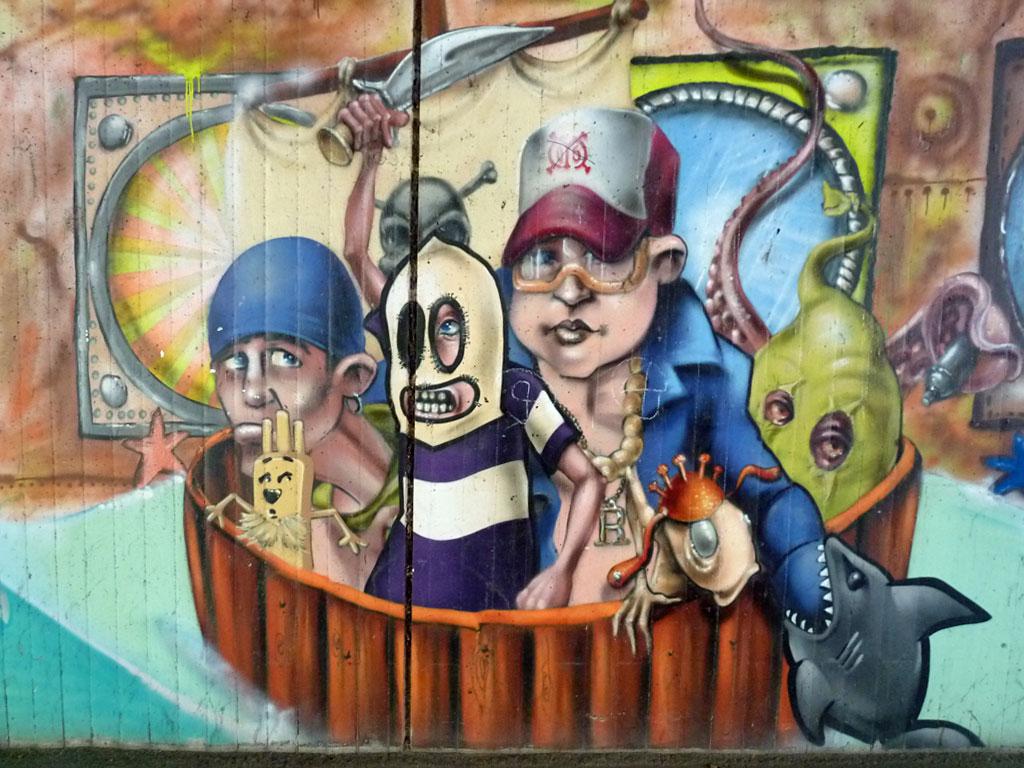 Mural Art in Mainz