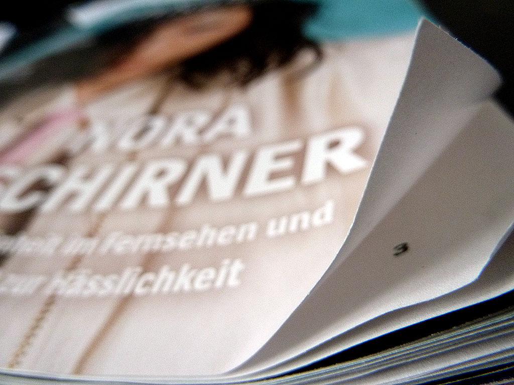Der Spiegel Fernsehen - Das Beste aus TV & Streaming - Ausgabe 1