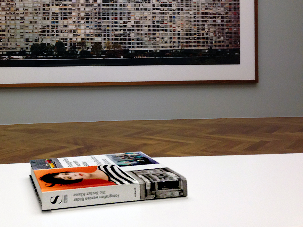 """Städel-Ausstellung """"Fotografien werden Bilder. Die Becher-Klasse"""""""