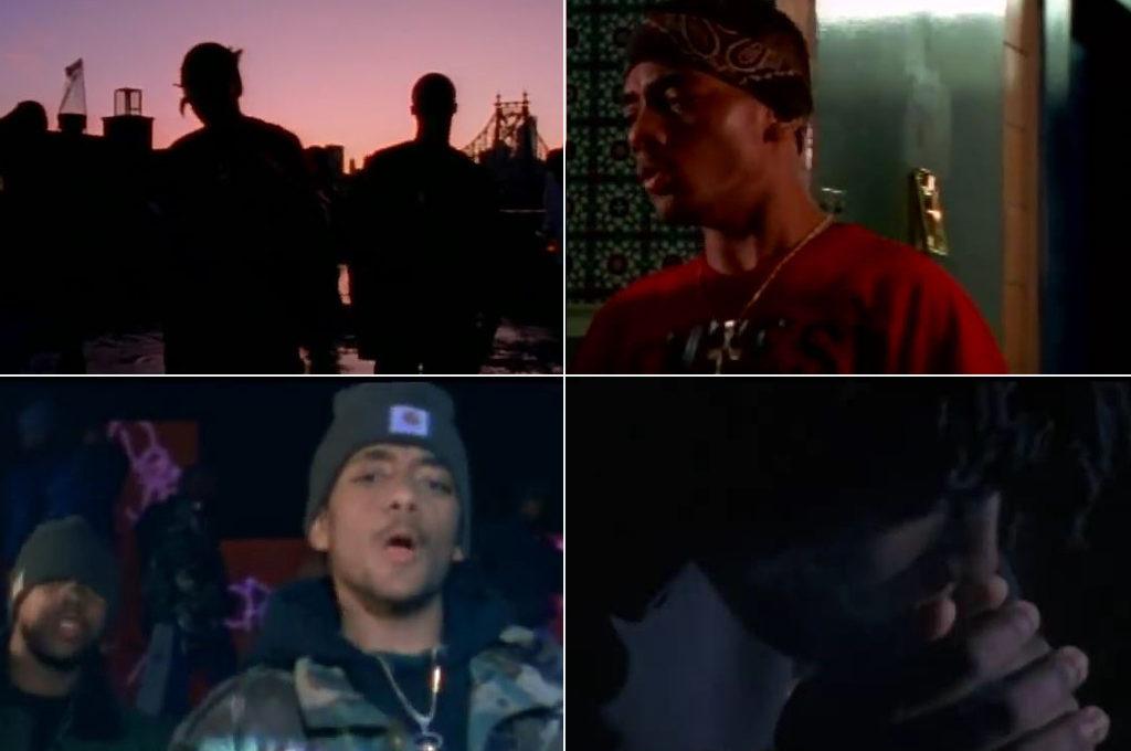 Szenen aus Videos von Mobb Deep