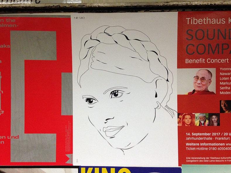 Cornelia Heier - Plakat Nr. 140