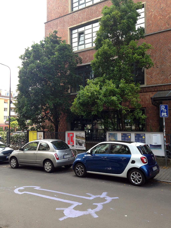 Streetart im Ostend