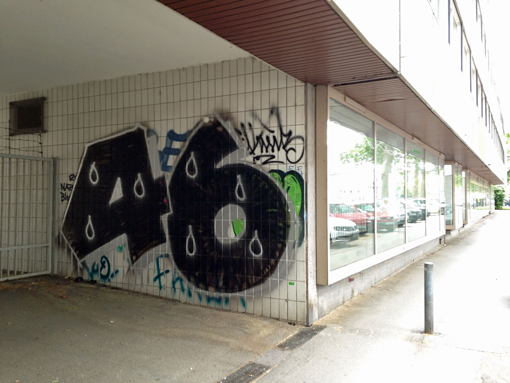46-Graffiti in Frankfurt