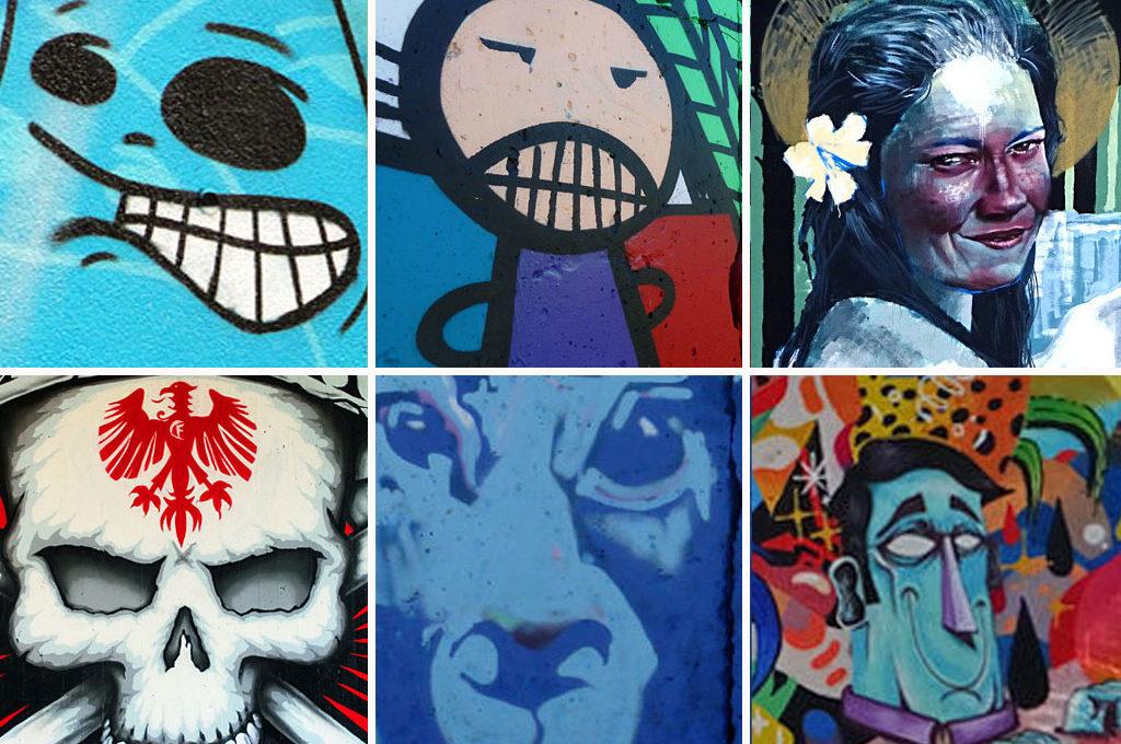 Graffiti-Videos aus Frankfurt, Offenbach und Wiesbaden