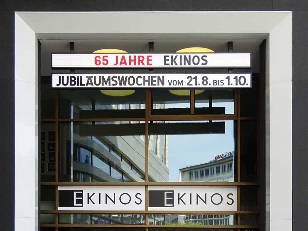 E-kinos an der Hauptwache