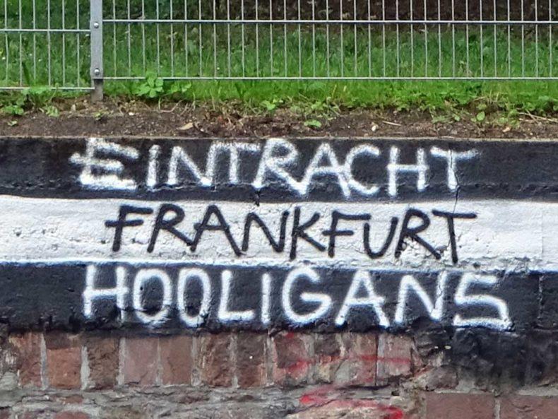 Eintracht Frankfurt Hooligans