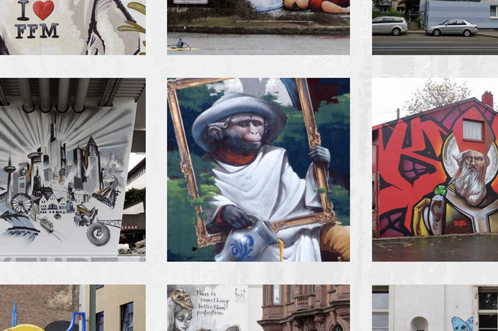Murals Art Frankfurt