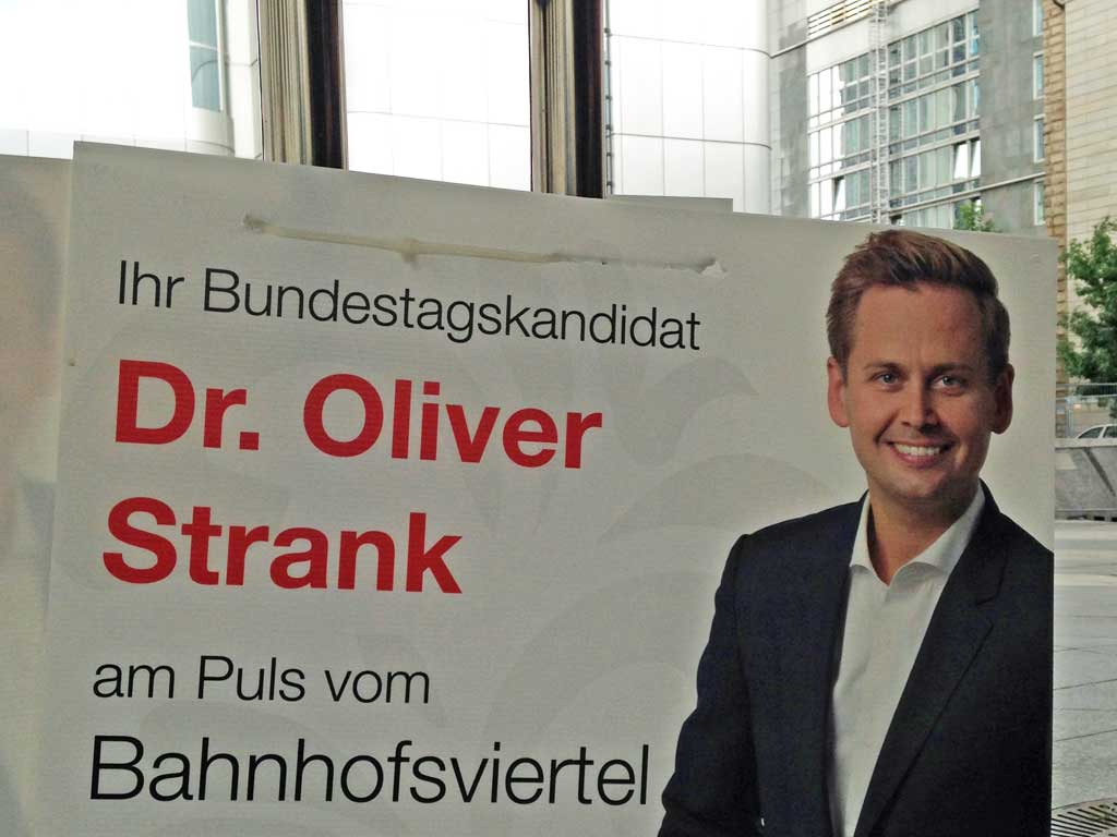 """Oliver Strank """"am Puls vom Bahnhofsviertel"""""""