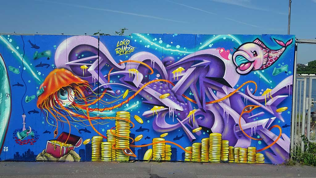 Stick Up Girlz beim Meeting Of Styles 2017 in Wiesbaden